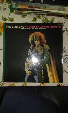 LP disco doble vinilo Neil Diamond