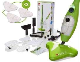 Aspiradora Maquina Limpieza Facil Hogar X5 A Vapor H2o Mop