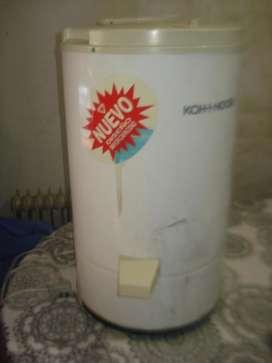Secarropas Centrifugo Kohinoor 5.2kg Exc Funcionam.no Envio