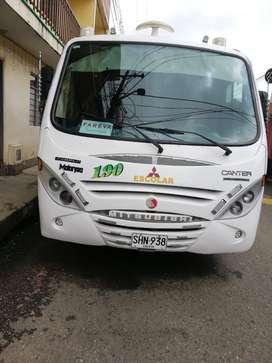 vendo microbus servicio especial