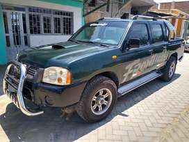 Vendo Nissan Frontier. Año 2007.uso Part