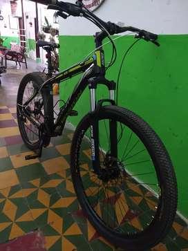 Bicicleta Boston H20 en aluminio