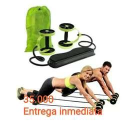 Revoflex aparato de hacer ejercicio entrega inmediata