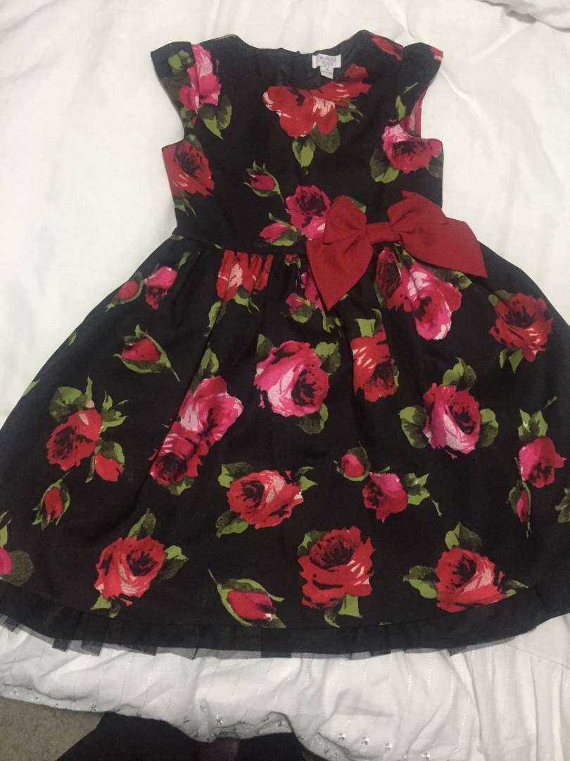 Hermoso Vestido Nuevo niña 0
