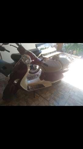Vendo moto Zanella styler exclusive