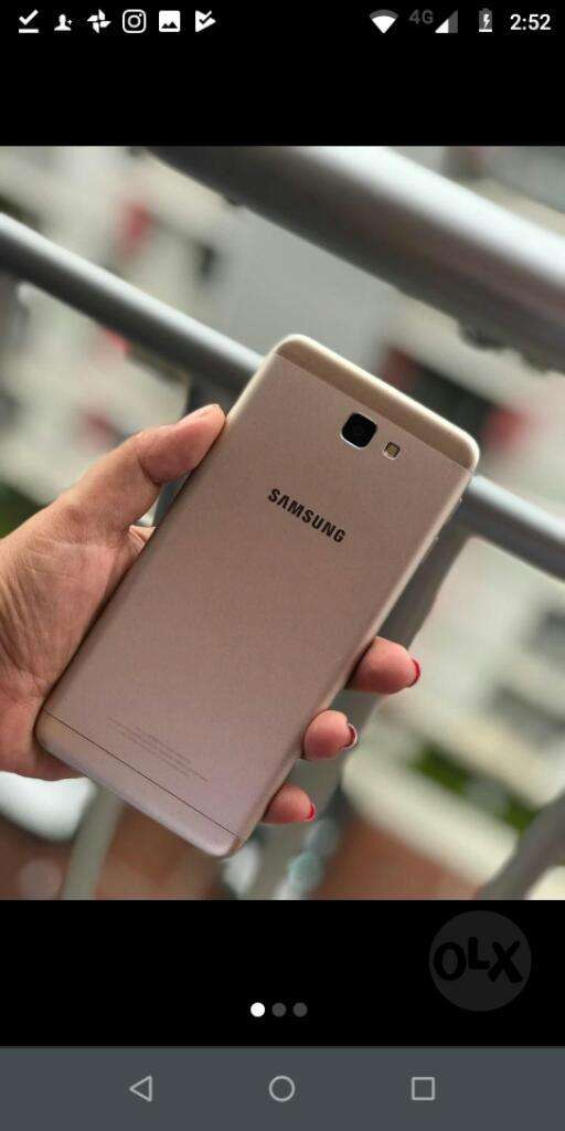 Vendo Samsung J7 Prime 0
