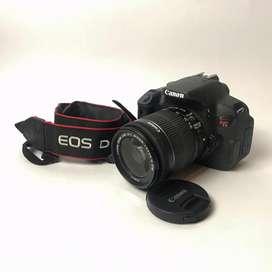 Canon Eos Rebel T5i 18-55