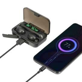 Audifonos Inalambricos Bluetooth 5.0 Tactiles - Airpods Manos libres