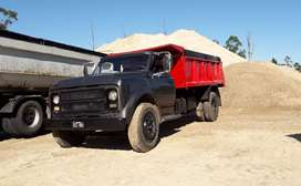 Vendo camion volcador