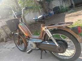 Ciclomotor Zanella 50 V3