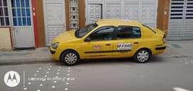 Vendo o permuto taxi por lote en Bogotá