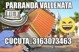 PARRANDA VALLENATA CÚCUTA