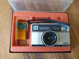 Cámara Kodak instamatic