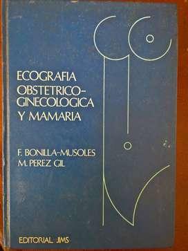 Ecografia Obstetro Ginecologica Y Mamaria LIBRO ORIGINAL