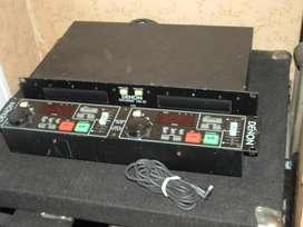 Compactera doble Denon 2000F MKIII