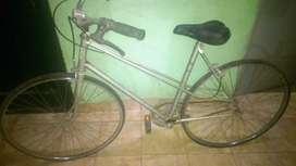 Vendo bicicleta Fixie rodado 28 para mujer