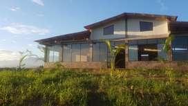 Casa y Terreno en venta (La Banda del Shilcayo) -Tarapoto docs en regla! (AC 200m2; AT 1.27 hectáreas)