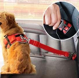 Cinturon de seguridad para mascostas