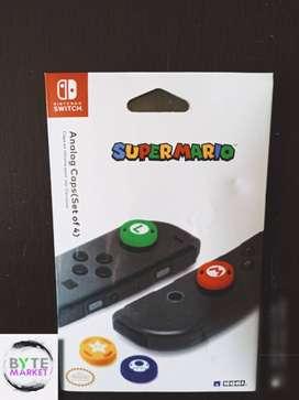 Grips para nintendo switch