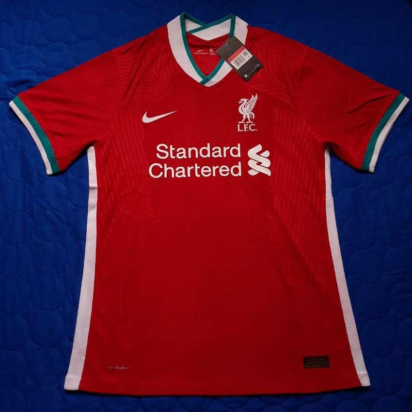 Camiseta Nike Liverpool 2021