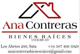 Vendo Terreno en Castellanos-San Lorenzo
