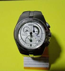 Reloj Seiko Kinetic Arctura Chronografo original