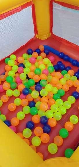 Alquiler inflable o brinca brinca