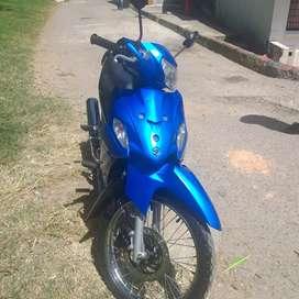 Moto Suzuki viva R 115 unica dueña perfectas condiciones