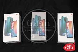 xiaomi redmi note 9 128gb nuevo/local/garantia