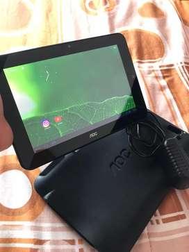 Tablet Aoc MW0922 en muy buen estado