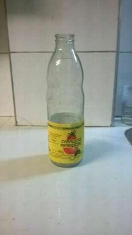 Botellas para salsa