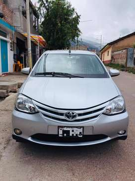 Toyota- Etios 2018