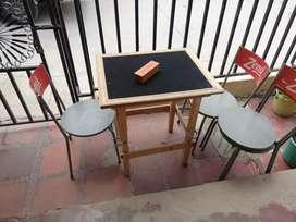 en venta mesa sillas i domino