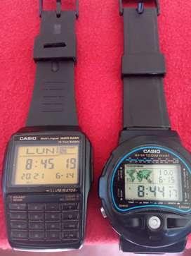 Vendo relojes vintage