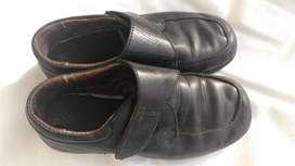 Zapatos Cuero Niño
