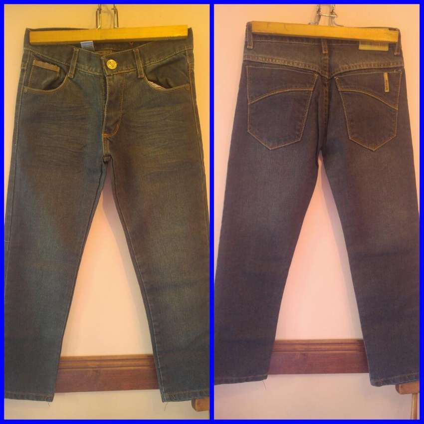 Jeans Nuevo Talle 10 sin Uso 0