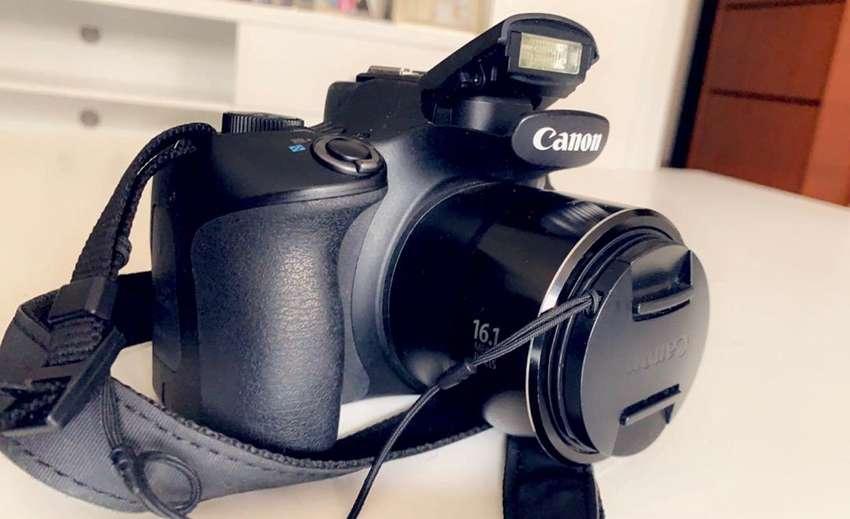 Camara canon powershot SX60HS