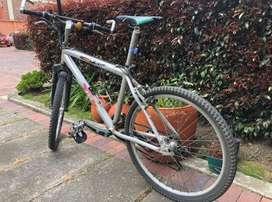 Bicicleta JD en aluminio