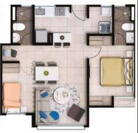 Vendo Apartamento en proyecto Pelícano Alameda del Río
