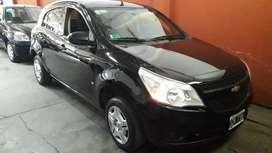 Chevrolet Agile con GNC 2011