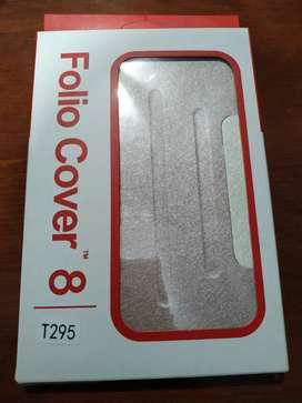 Estuche para tablet Samsung Tab A 8.0 T295