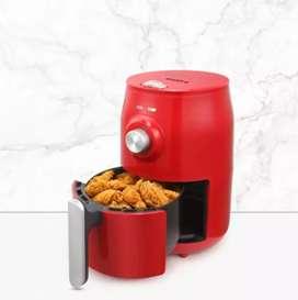 Freidora de aire 2.0 litros Roja