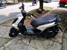 Vendo moto BWS 125 Motivo viaje