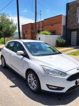2016 Ford Focus 1.6 s (LISTO PARA TRANSFERIR)