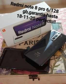 Redmi note 8 Pro 6/128 GB