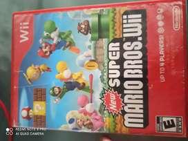 Súper Mario Bros Wii