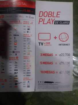 Venta de tv digital claro tv