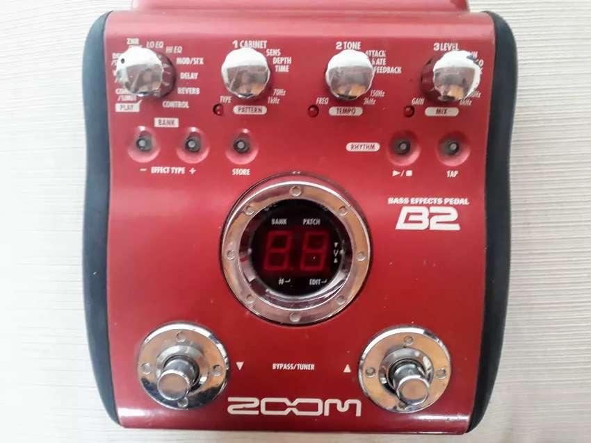 Pedalera zoom b2 0