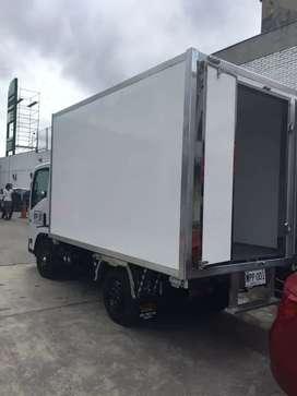 Camión 4.5 toneladas
