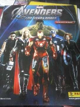 Marvel Comics: Álbum Panini Avengers